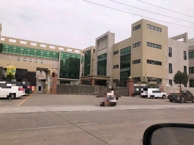 大朗镇刚出原房东25200平米独院标准厂房火爆招租