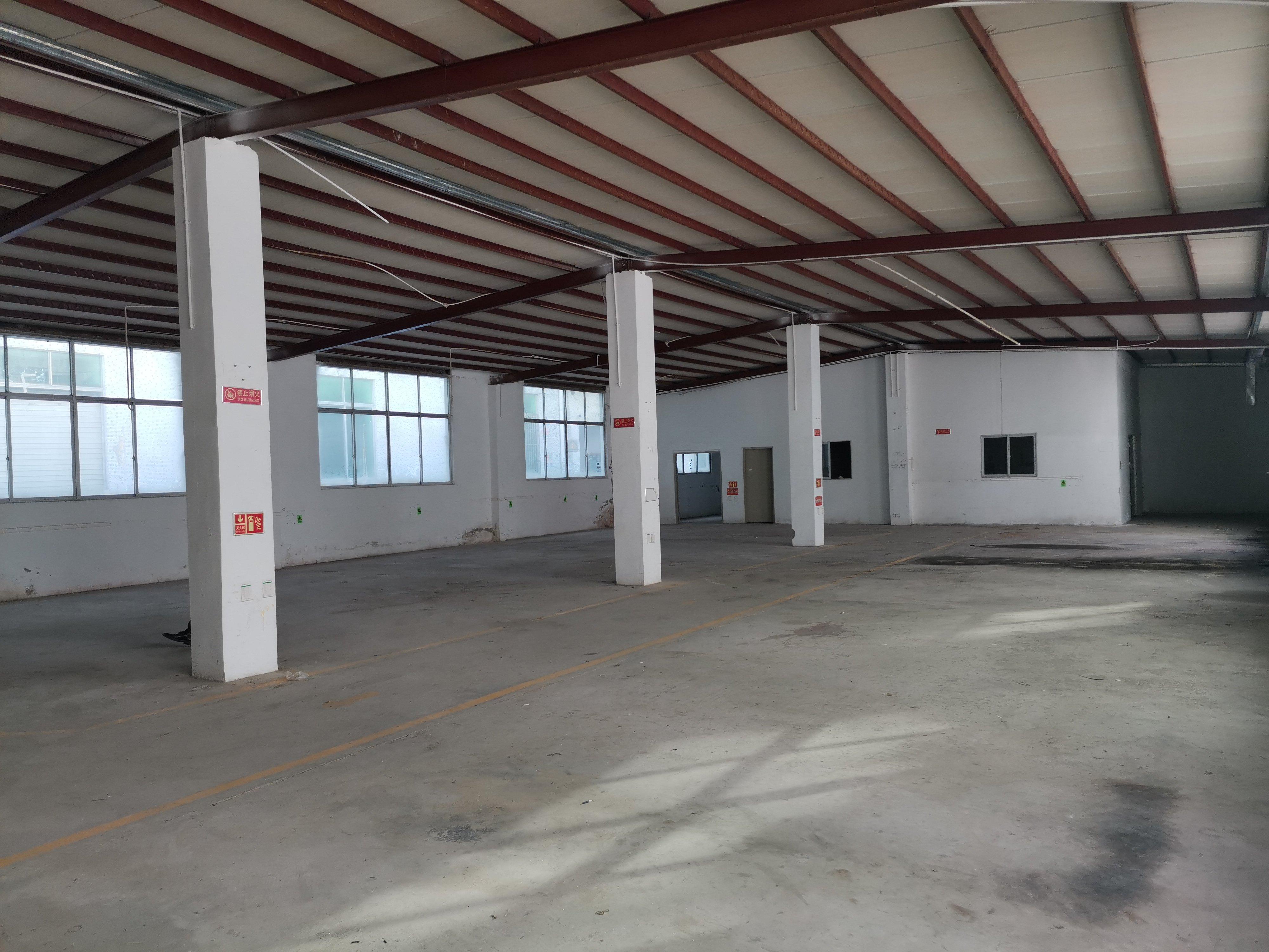 坪地钢构厂房500平出租,价格便宜-图5