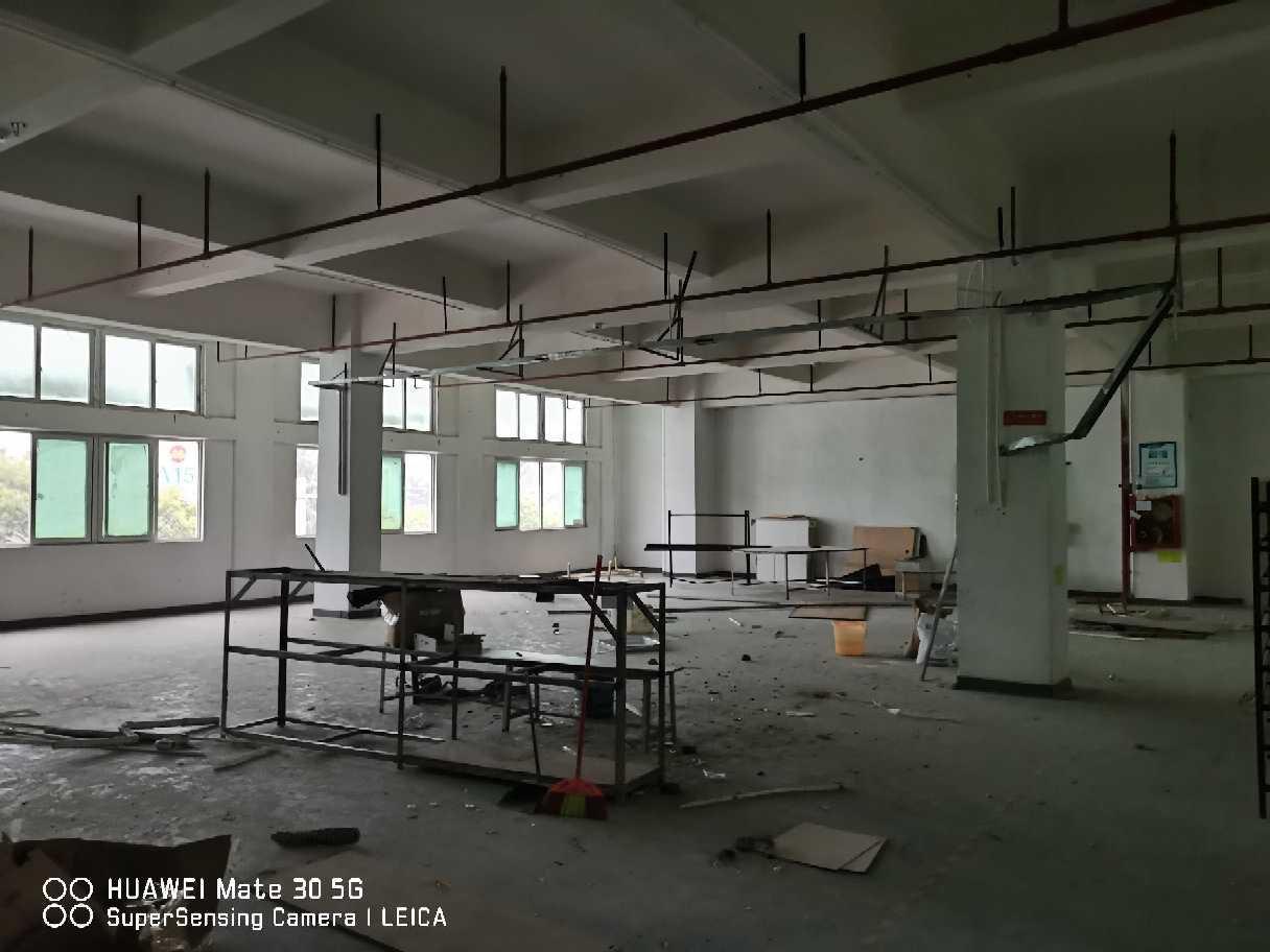 观澜章阁工业区标准厂房600平带办公室带消防喷淋-图6