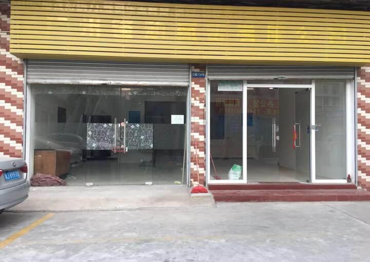天河区黄村地铁口边上153平办公厂房出租图片1