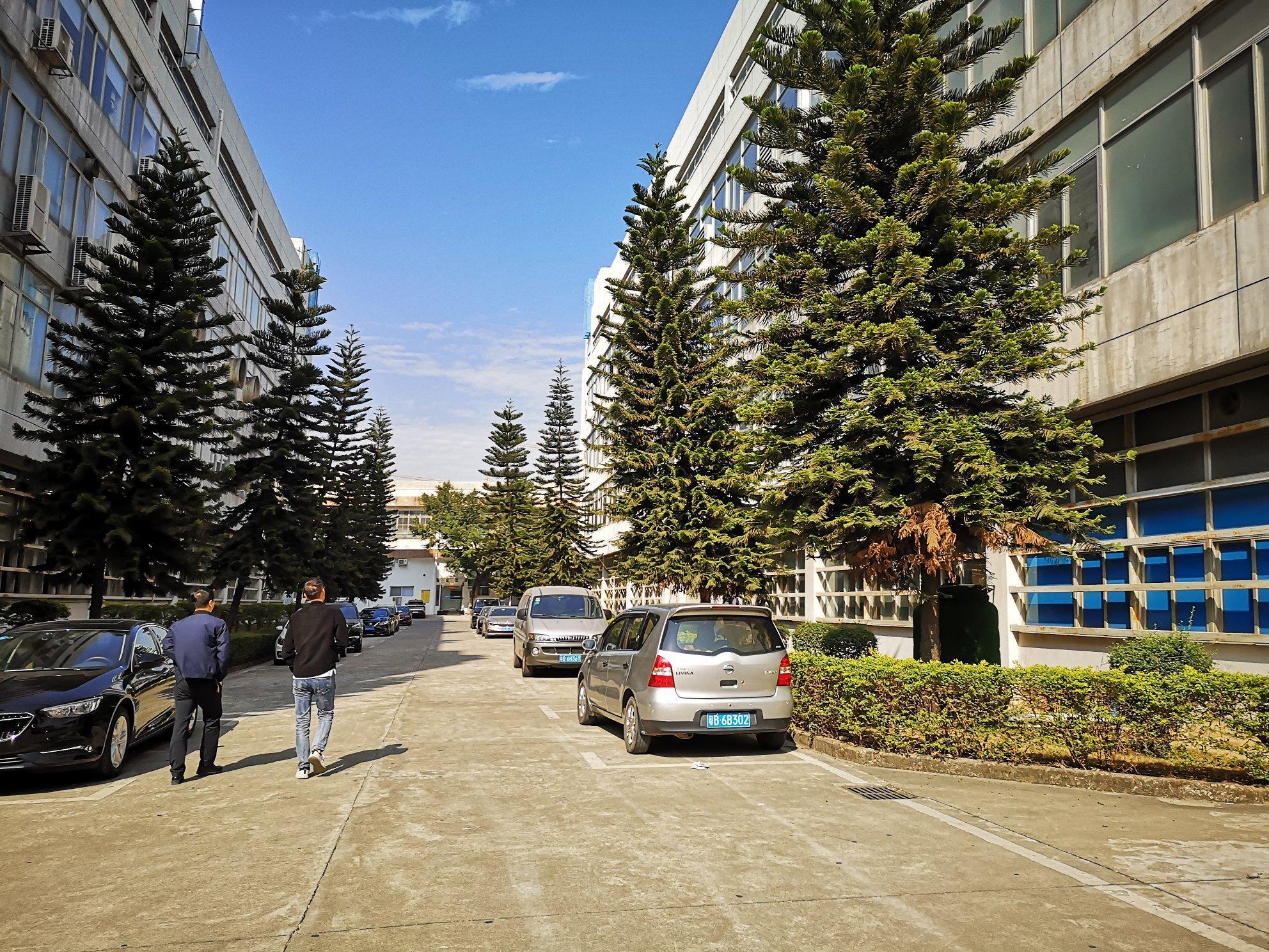 原房东观澜福民花园式1-3层共6000平独院,独栋厂房可分租