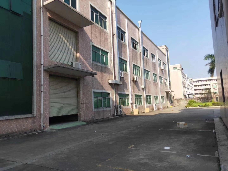 深圳唯一可村委过户的厂房:占地1550m²建筑3780