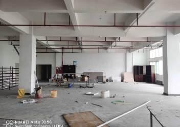 观澜章阁工业区标准厂房600平带办公室带消防喷淋图片5