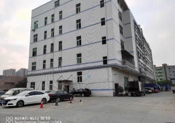 观澜章阁工业区标准厂房600平带办公室带消防喷淋图片2