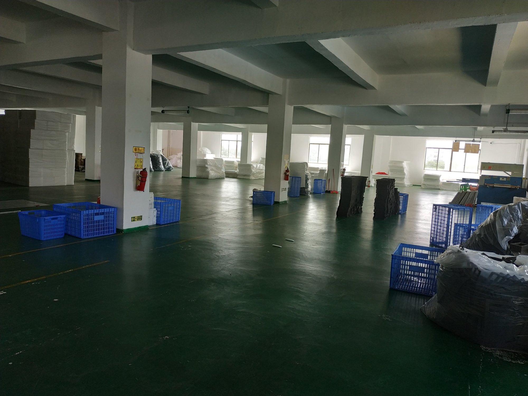 惠州市水口镇东江高新区精装修楼上5000平方厂房招商
