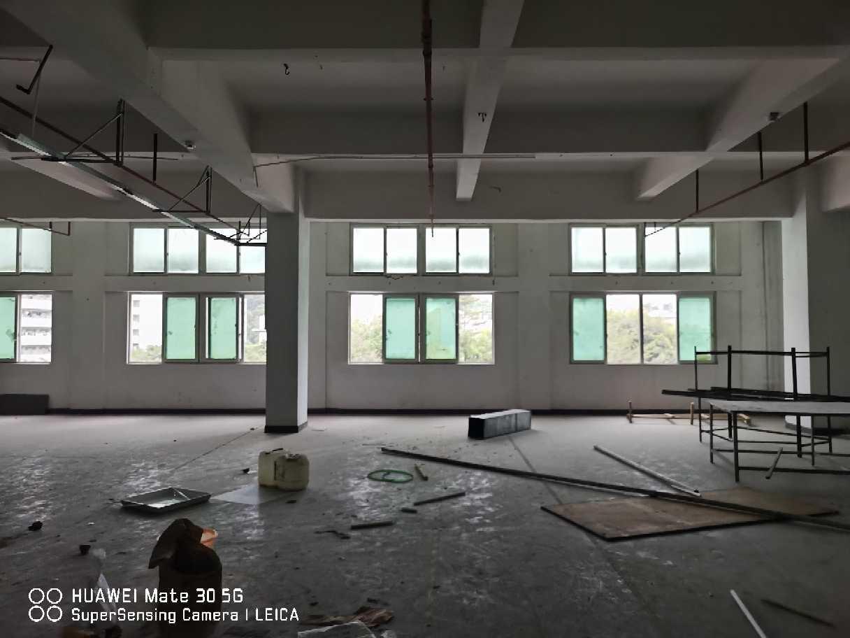 观澜章阁工业区标准厂房600平带办公室带消防喷淋-图3