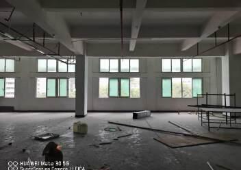 观澜章阁工业区标准厂房600平带办公室带消防喷淋图片3