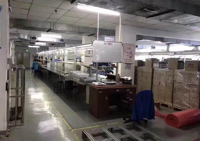 观澜梅关高速出口新出花园式重工业1200平厂房出租