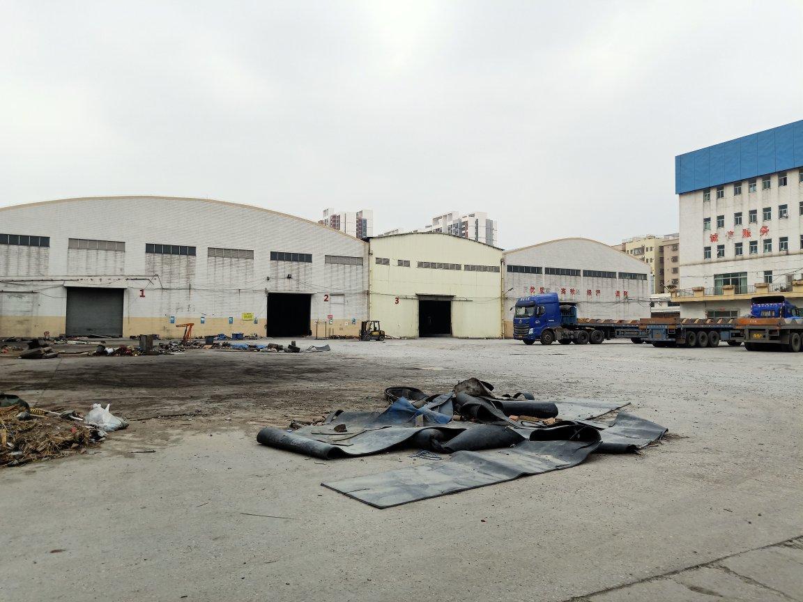 顺德区陈村镇广隆工业区一楼20000平方,空地8000平