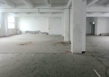 观澜新出楼上厂房1200平报价22元每平,园区空地大形象好图片6