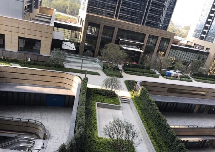 深圳北地铁站精装复式75平小户型带全套家具图片8
