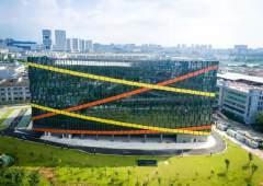 深圳宝安区地铁口全新红本商业综合体大楼出售