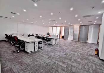 南山区豪华装办公室出租 面积:1030平图片1