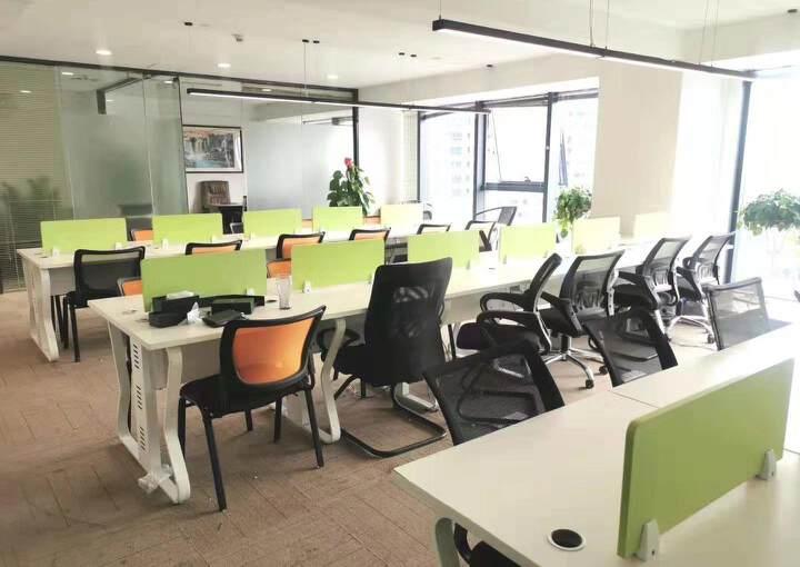 深圳市龙华清湖地铁口甲级写字楼245平方图片9