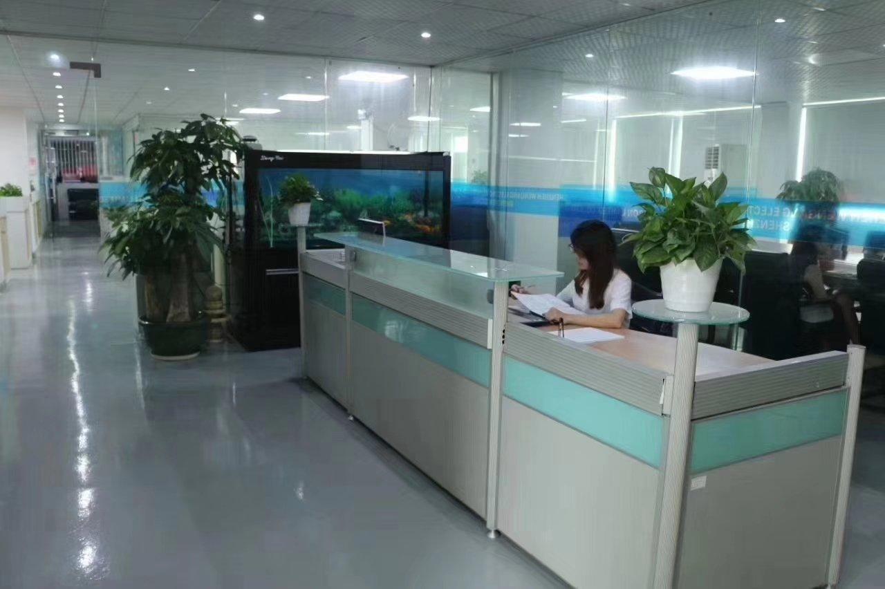 观澜梅关高速出口新出花园式重工业1200平厂房出租-图2