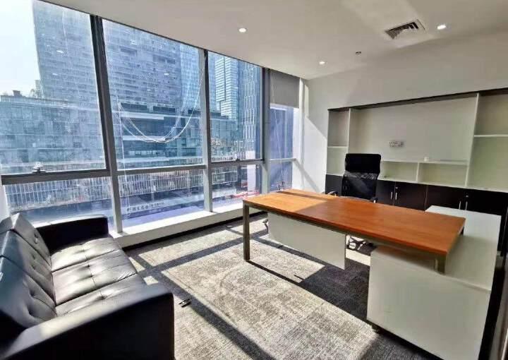 南山区豪华装办公室出租 面积:1030平图片8