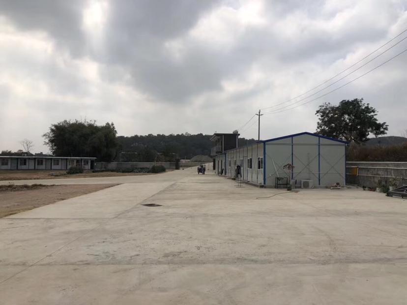 博罗五万平米国有证工业厂房出租
