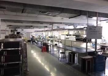 观澜梅关高速出口新出花园式重工业1200平厂房出租图片6