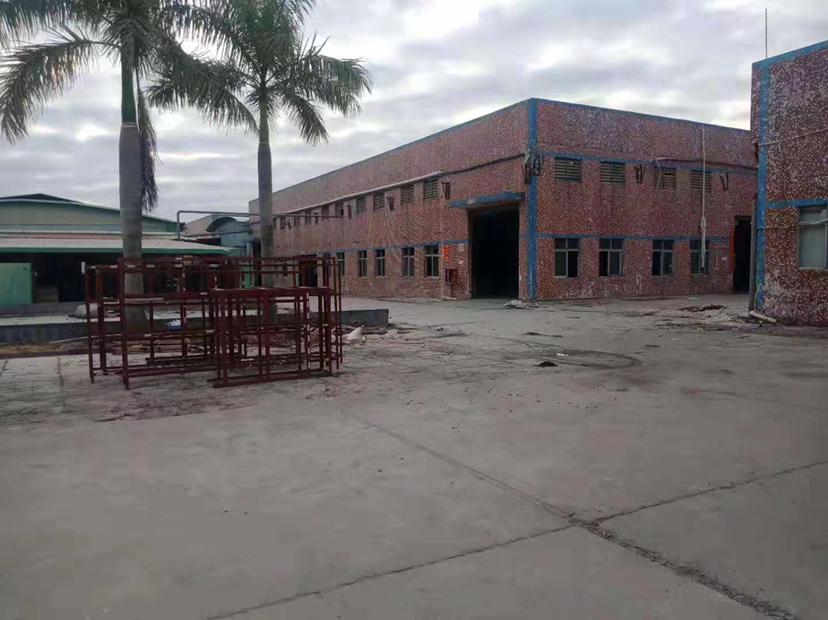 惠州博罗石湾单一层钢构厂房3000方厂房出租
