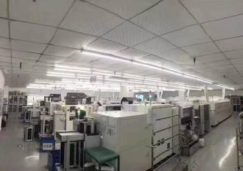 观澜梅关高速出口新出花园式重工业1200平厂房出租图片5