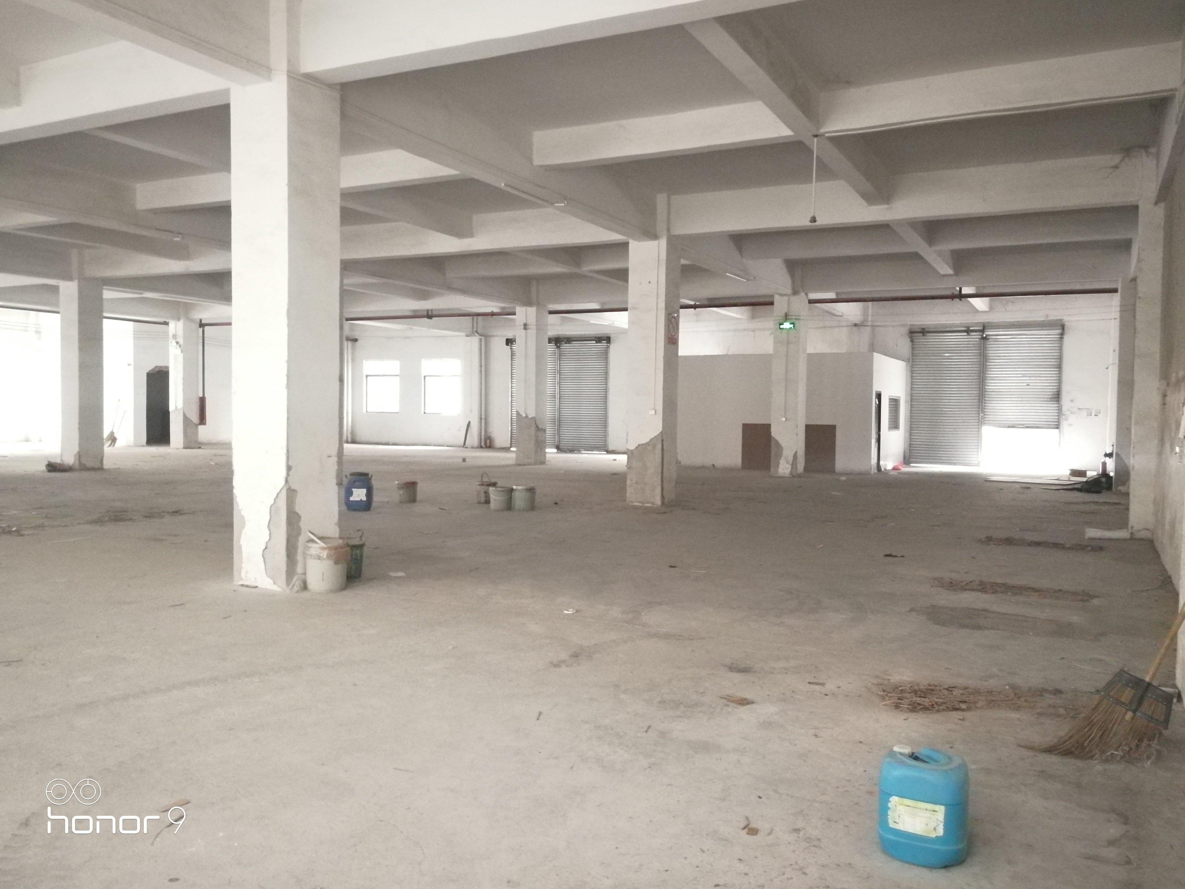 中山古镇螺沙工业区独院一楼1200平方水电齐全可办环评