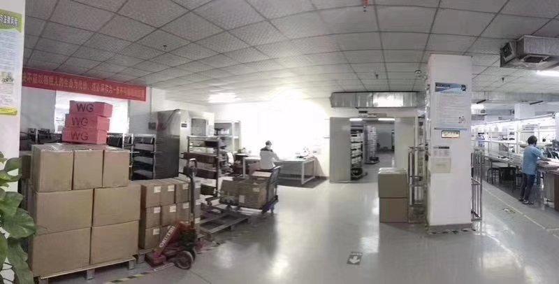 观澜梅关高速出口新出花园式重工业1200平厂房出租-图4