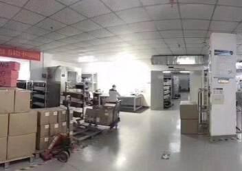 观澜梅关高速出口新出花园式重工业1200平厂房出租图片4