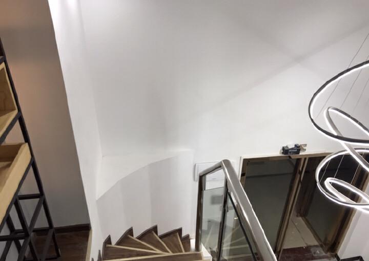 深圳北地铁站精装复式75平小户型带全套家具图片5
