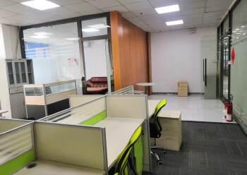 龙华深圳北民治地铁站1970科技小镇新出360平精装修办公室图片3