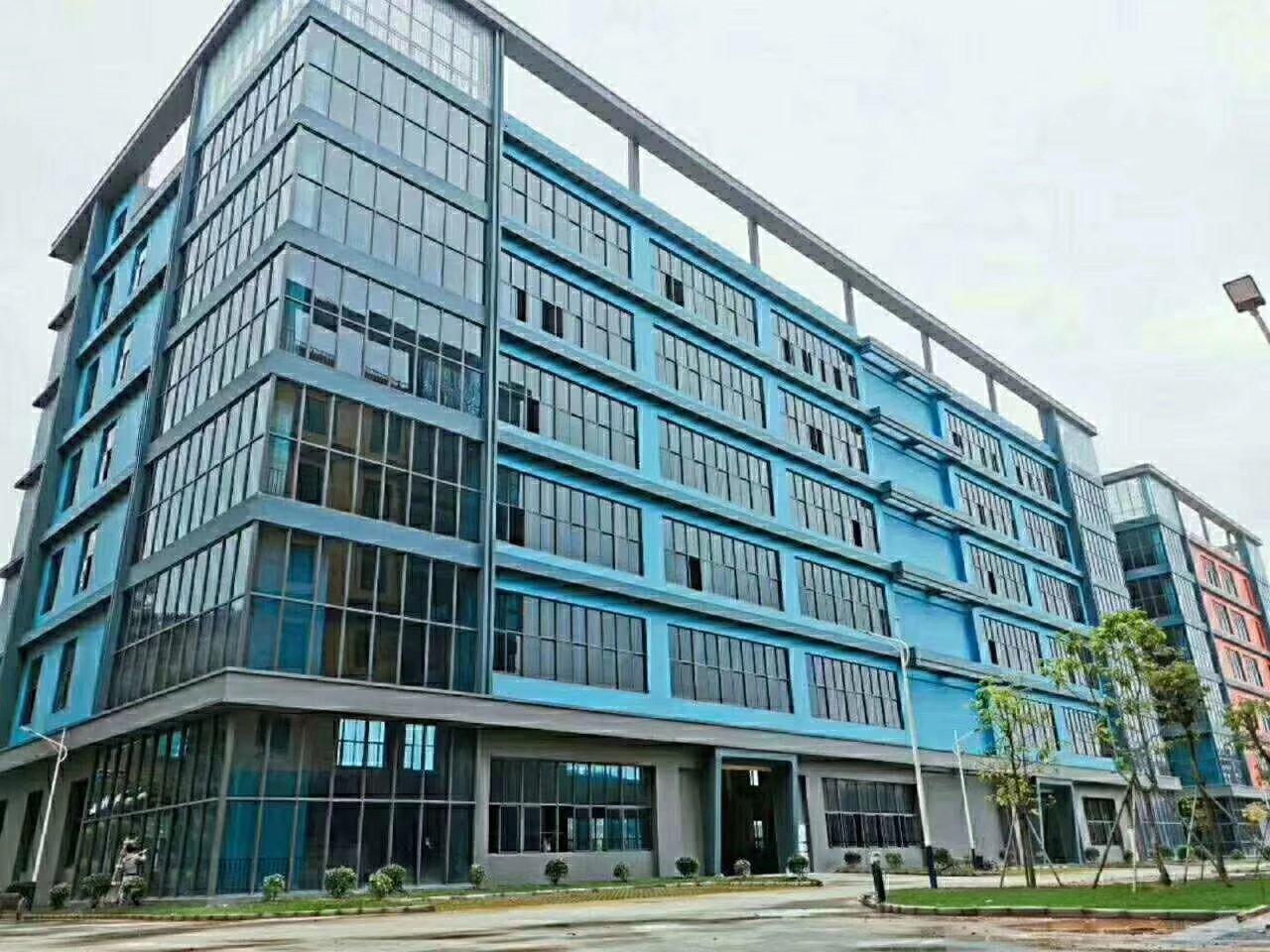 厂房位于深圳市龙岗区,成熟工业园,厂房六层,形象好。
