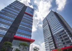 深圳宝安中心豪华写字楼整栋出售