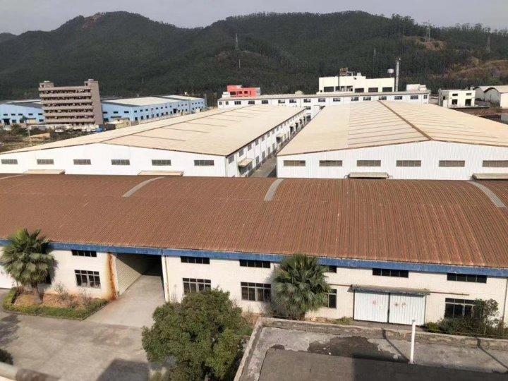 肇庆市高要区7万方单一层大小可分租,带蒸汽厂房出租