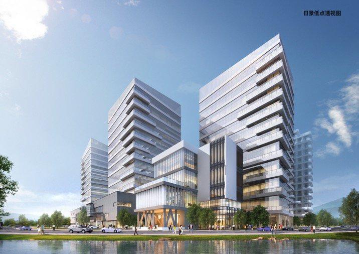 东莞道滘全新项目 湾区核心枢纽·产业加速中心