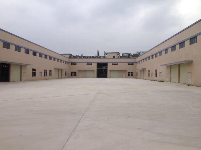 横沥镇独门独院单一层滴水7高空地大5000平方厂房出租
