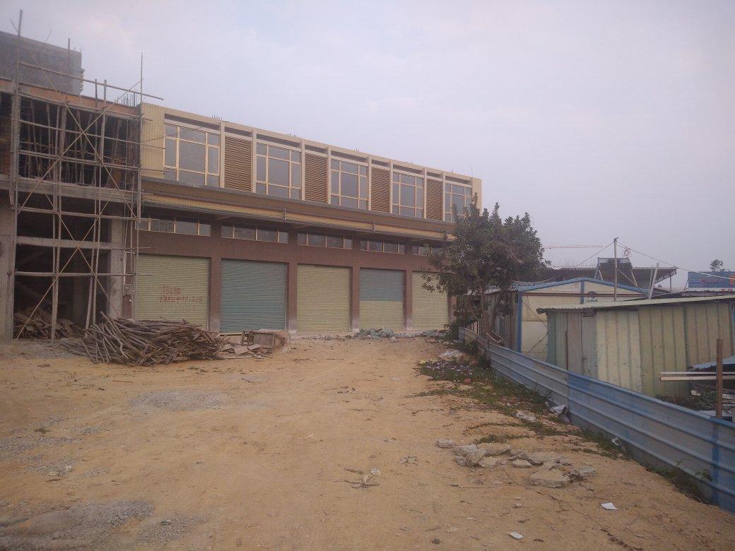 惠东县白花镇独栋一楼仓库出租350平