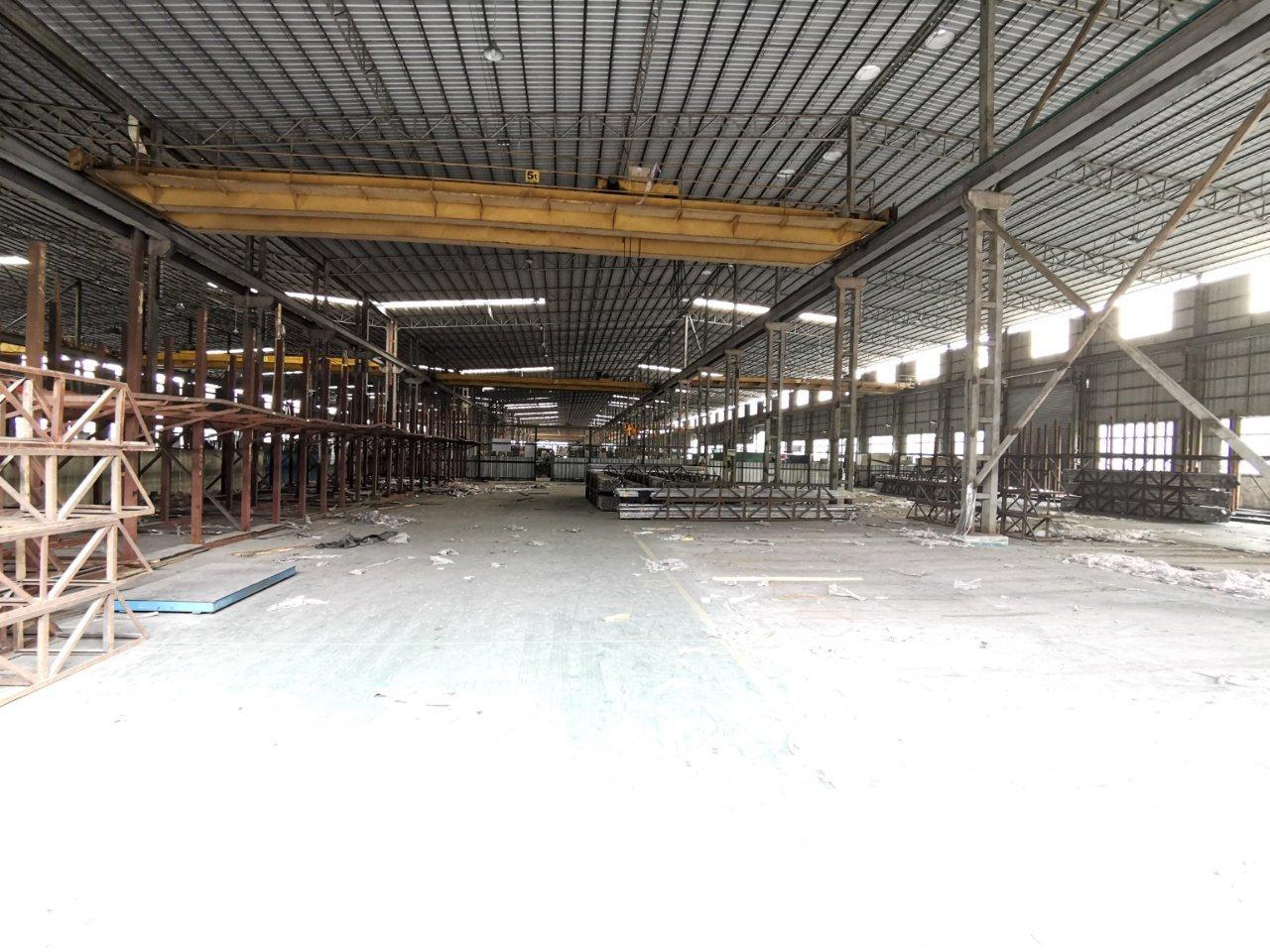 惠阳三和新出一楼钢构厂房6000平方价格实惠证件齐全可分租