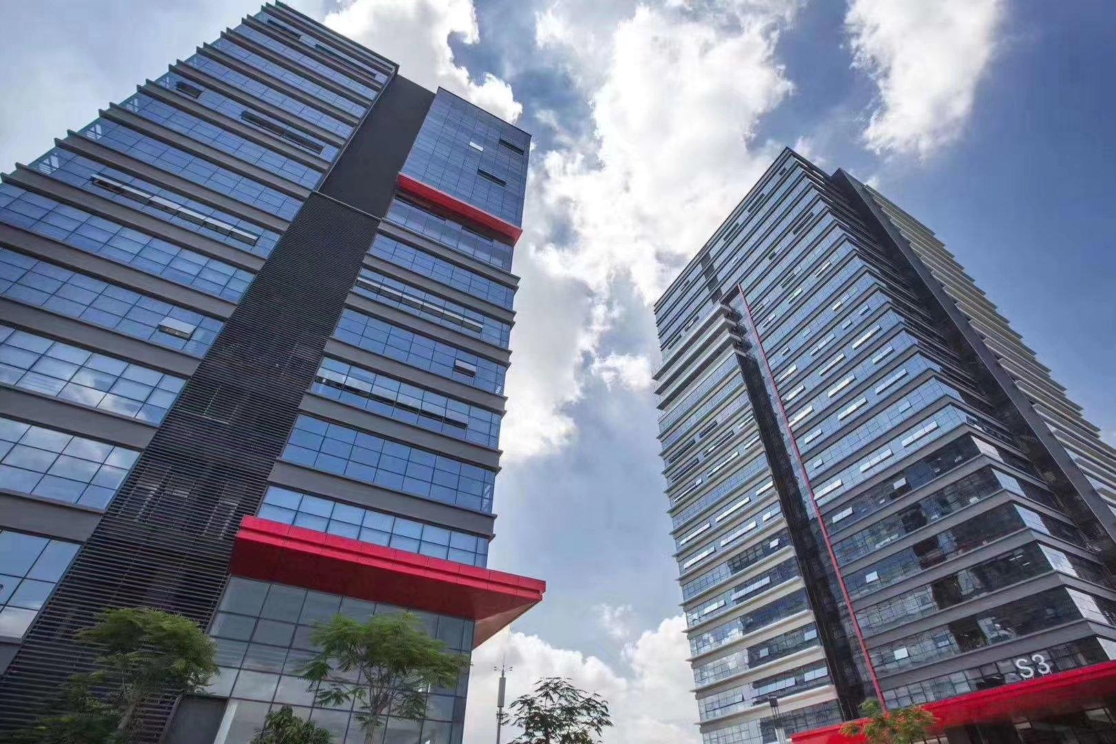 广东省中山市靠近顺德,高配置产业大厦分层出售