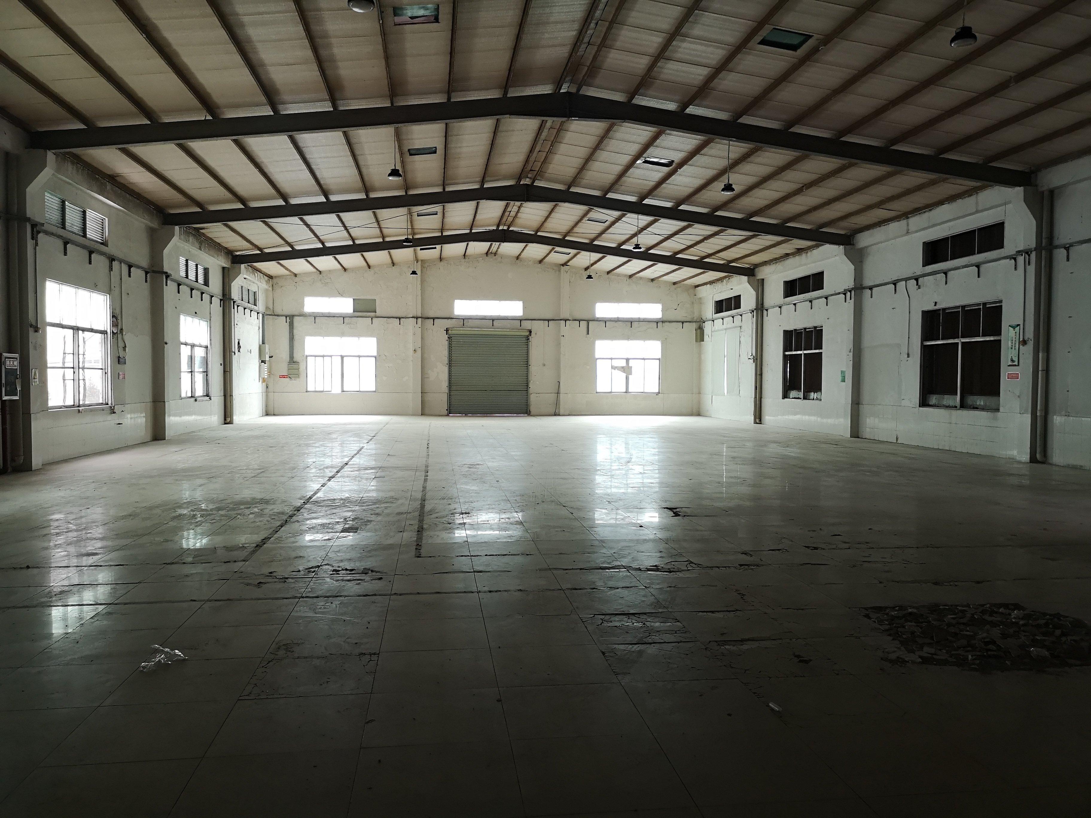 六约单一层一楼钢构1000平高度7米-图3