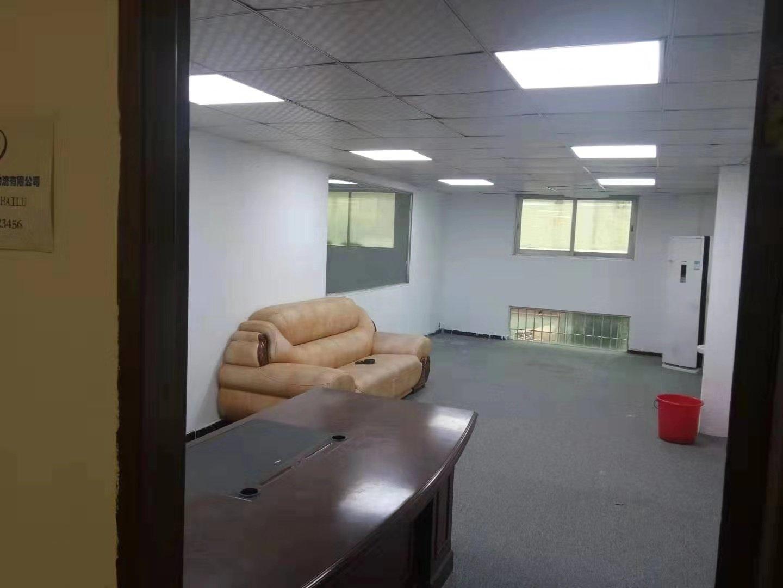 福永和平一楼1100平带办公装修物流仓库出租