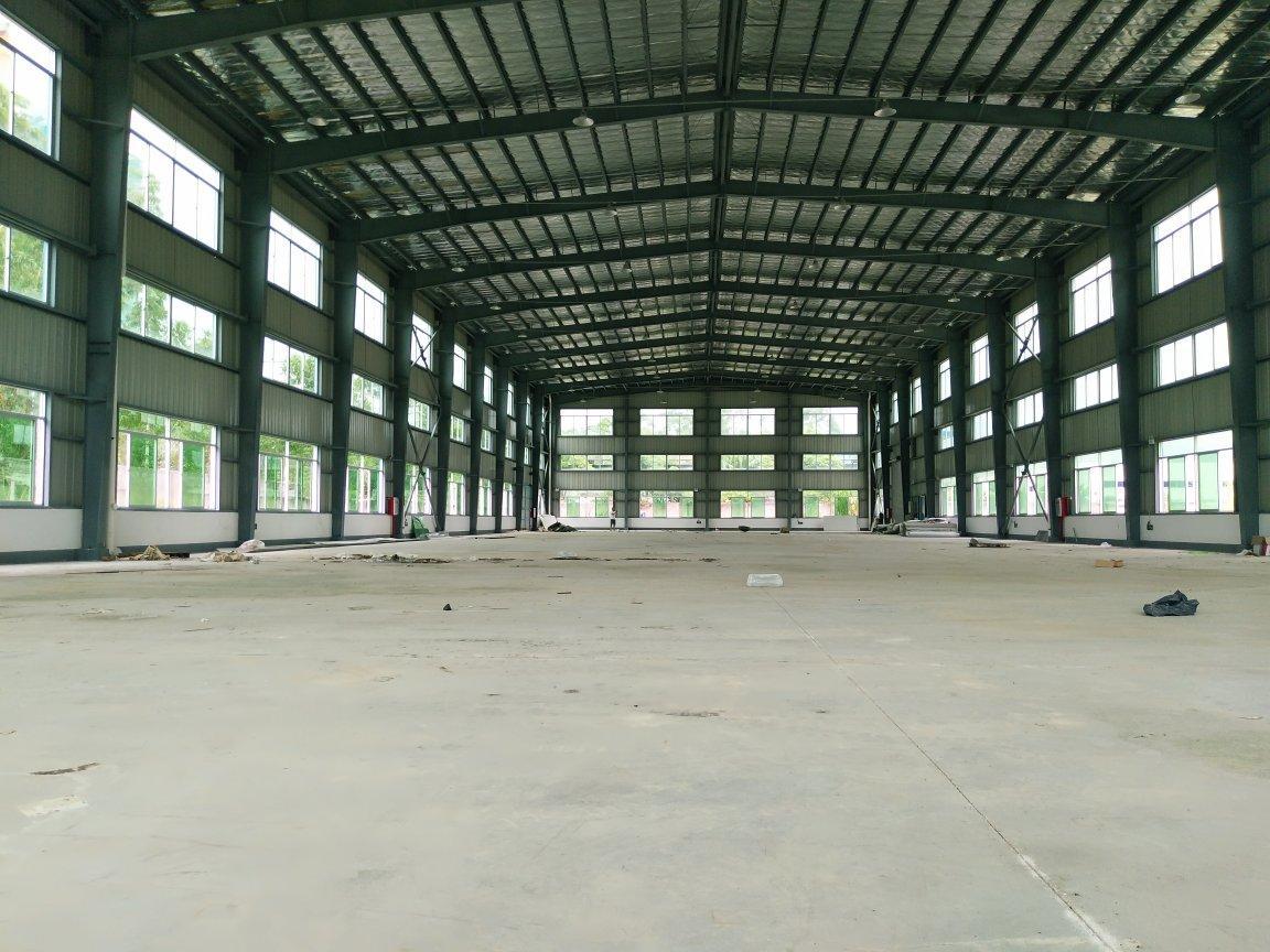大亚湾西区原房东钢构厂房12米高2000平