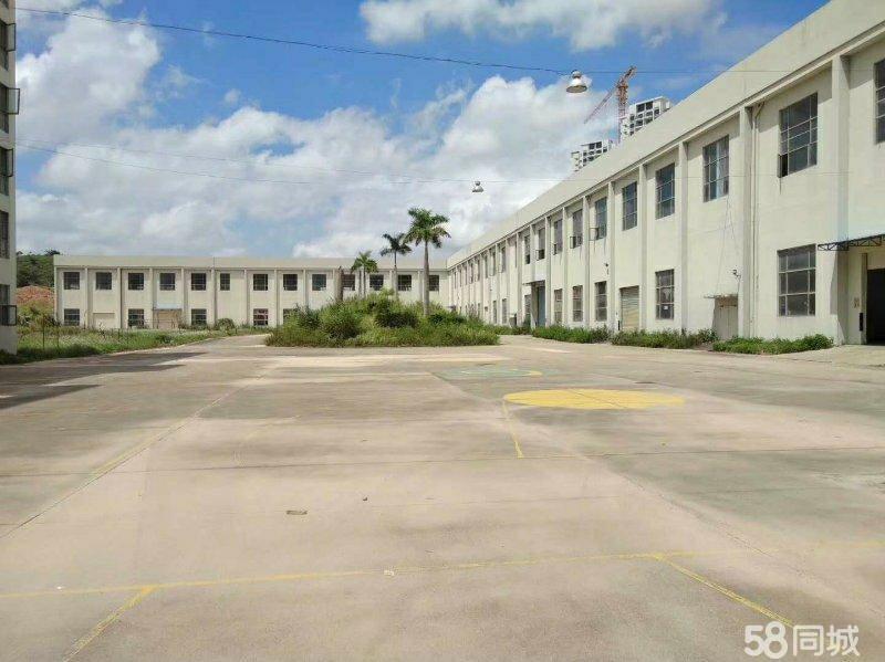 大亚湾西区工业园仓库1万平大小分租