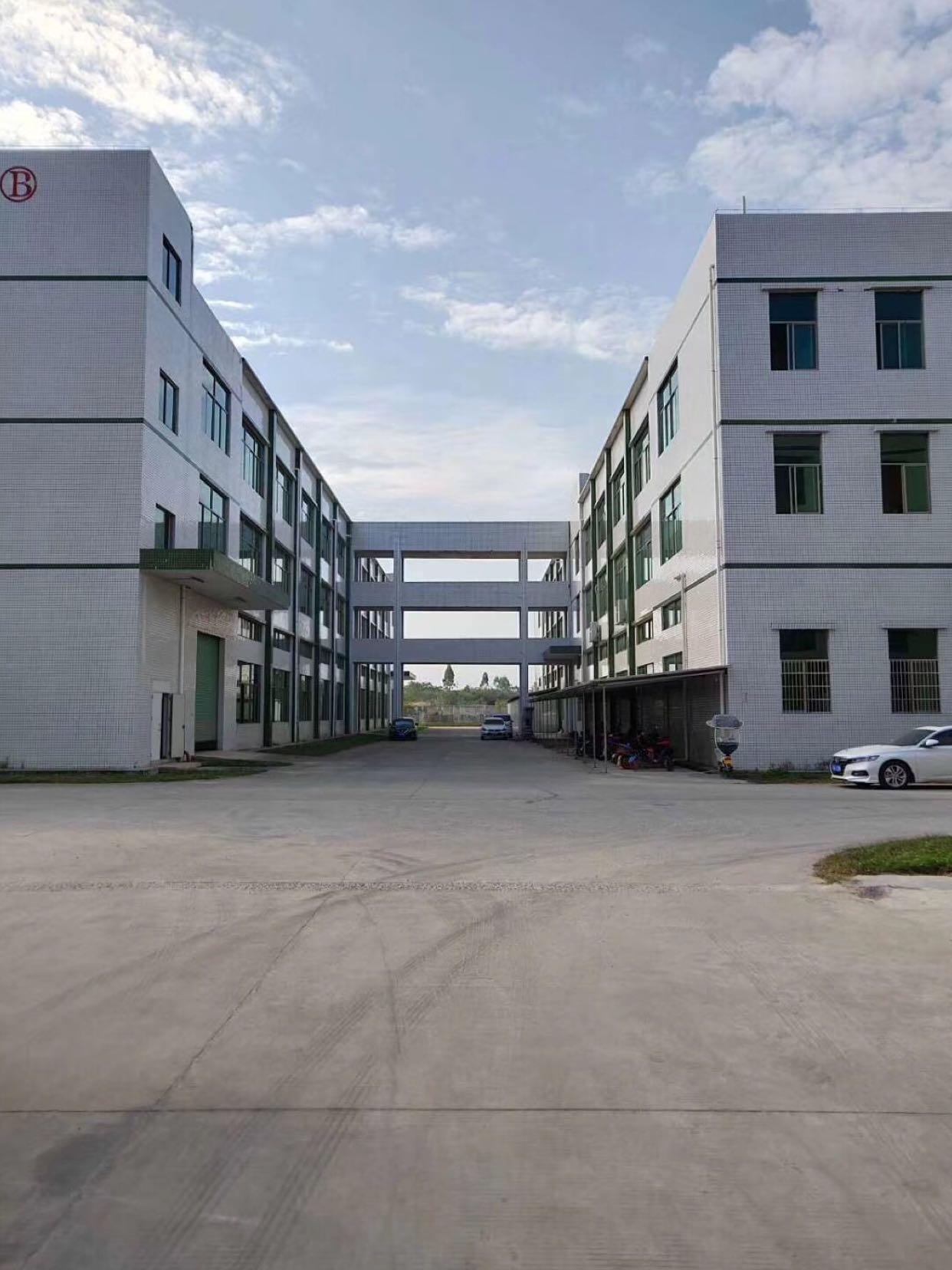 惠州博罗精装修无尘车间红本标准厂房22518平可分租原房东急