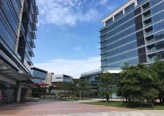 佛山南海狮山顶级办公会议楼盘,最低可分300平,豪华装修。