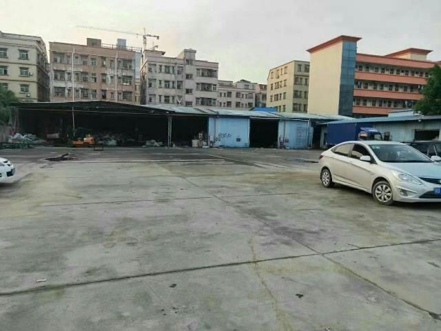 塘厦镇中心区小独院仓库适合电商食品酒水百货批发