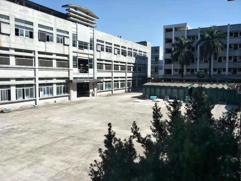沙田镇新出原房东独栋厂房二三楼共2000方,可分层租