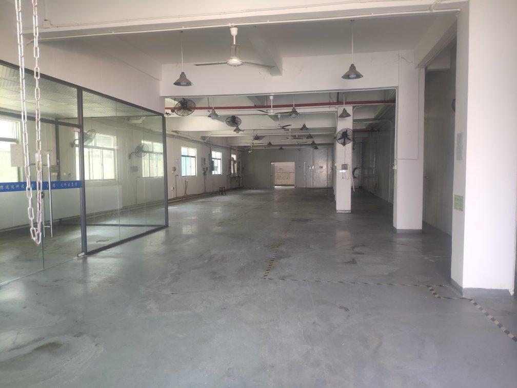 观澜新出楼上800平原房东无公摊红本厂房