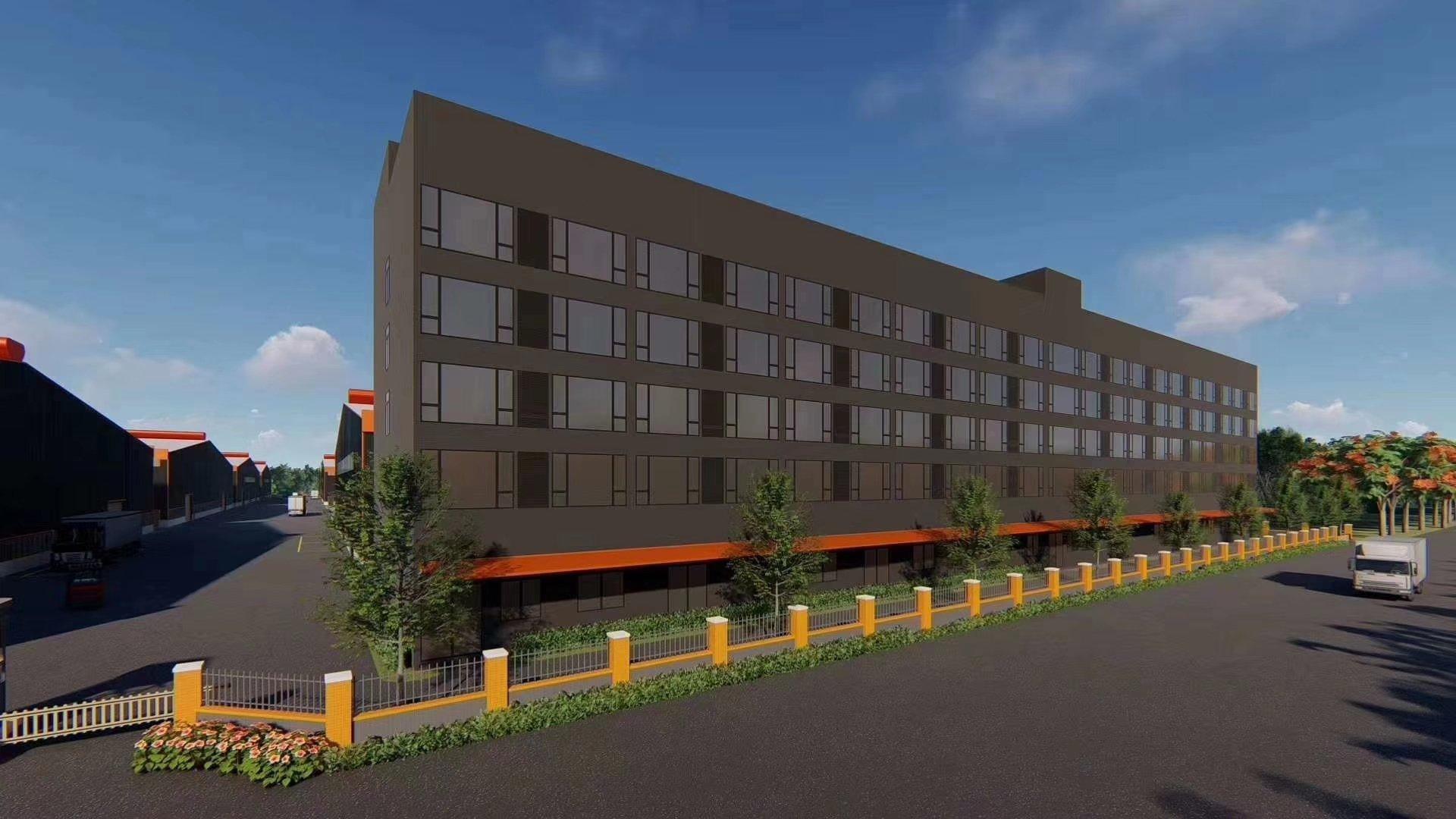 佛山4万方花园式园区40000平方出租高标准厂房完善配套设施