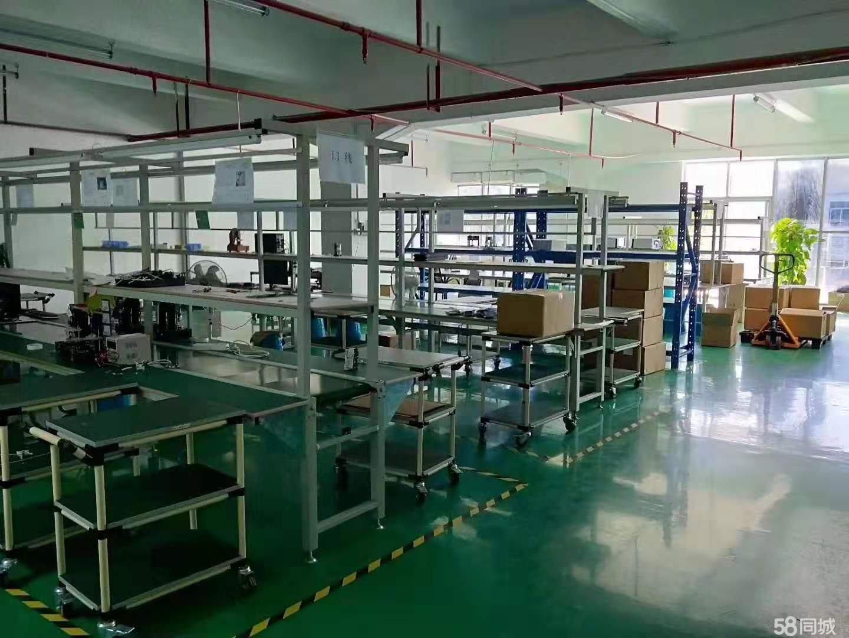 公明原房东标准厂房400平方,精装修
