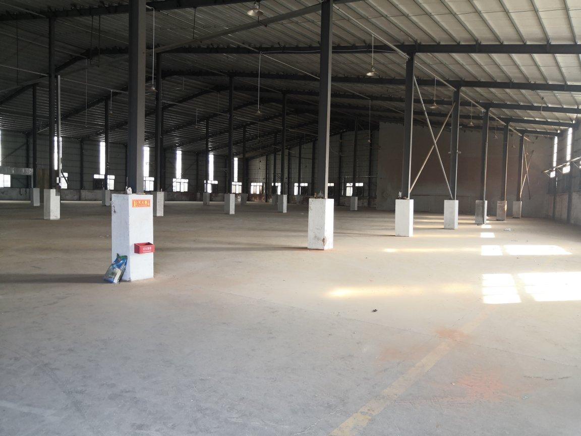 单层钢构独院厂房出售