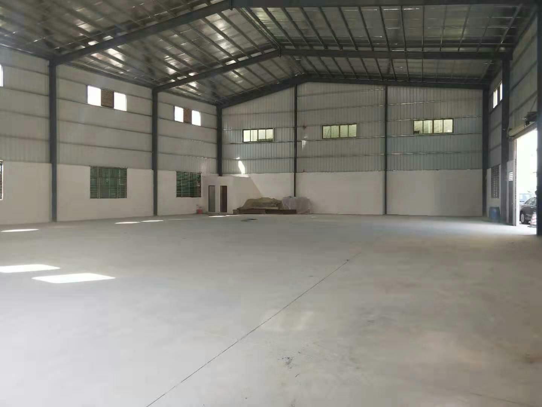 横沥新城区原房东单一层仓库800平方适合酒水批发小仓库